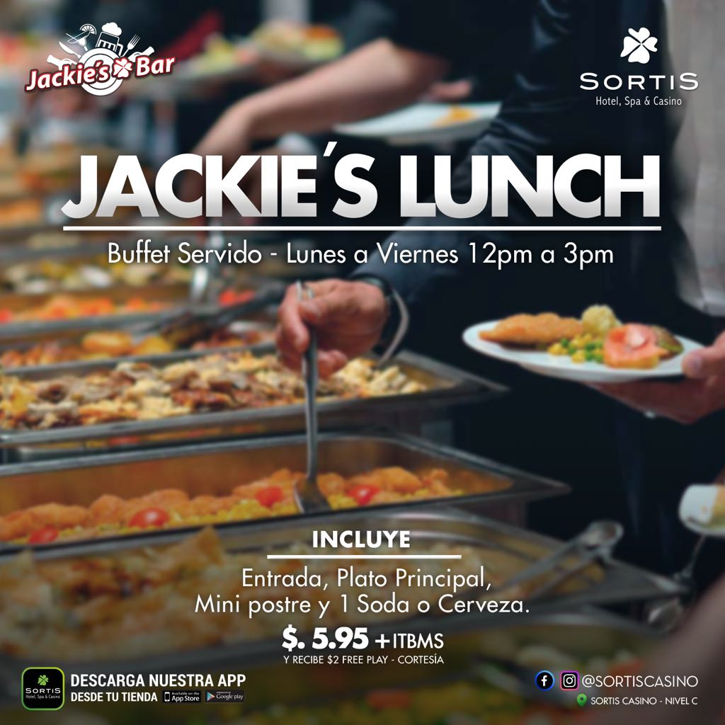 JACKIE´S LUNCH