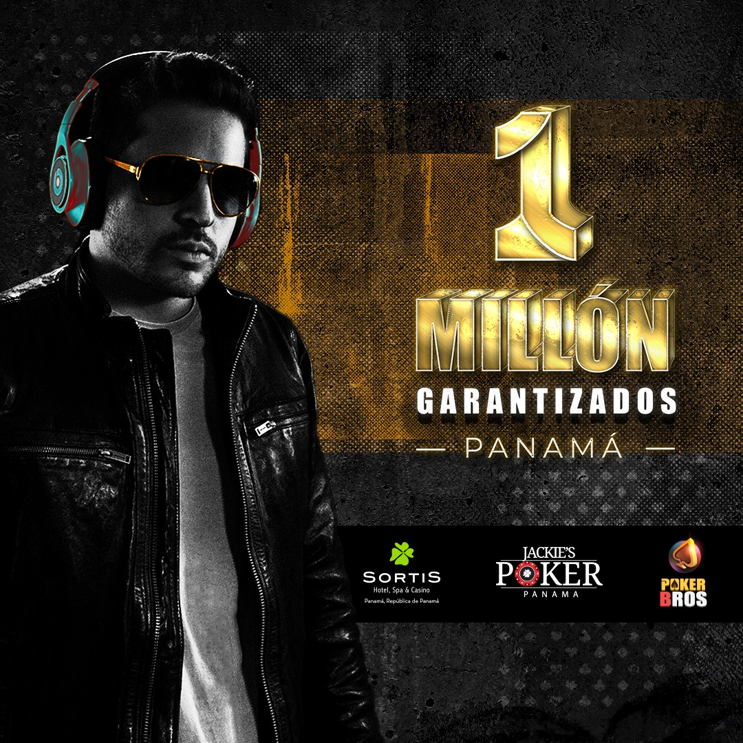 Jackies Poker Panamá 2020