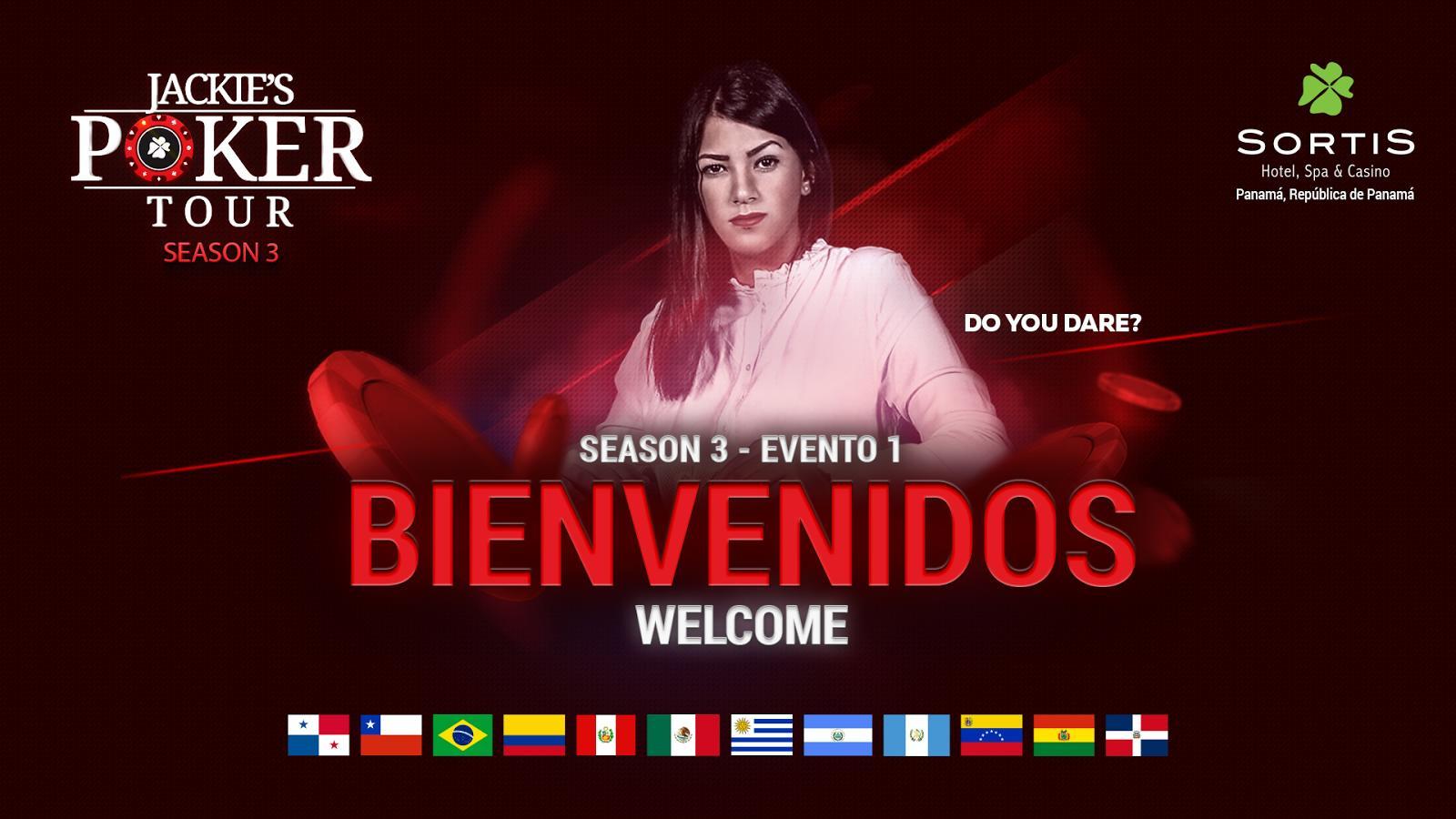 Jackies Poker Tour Season 3 - Event 1